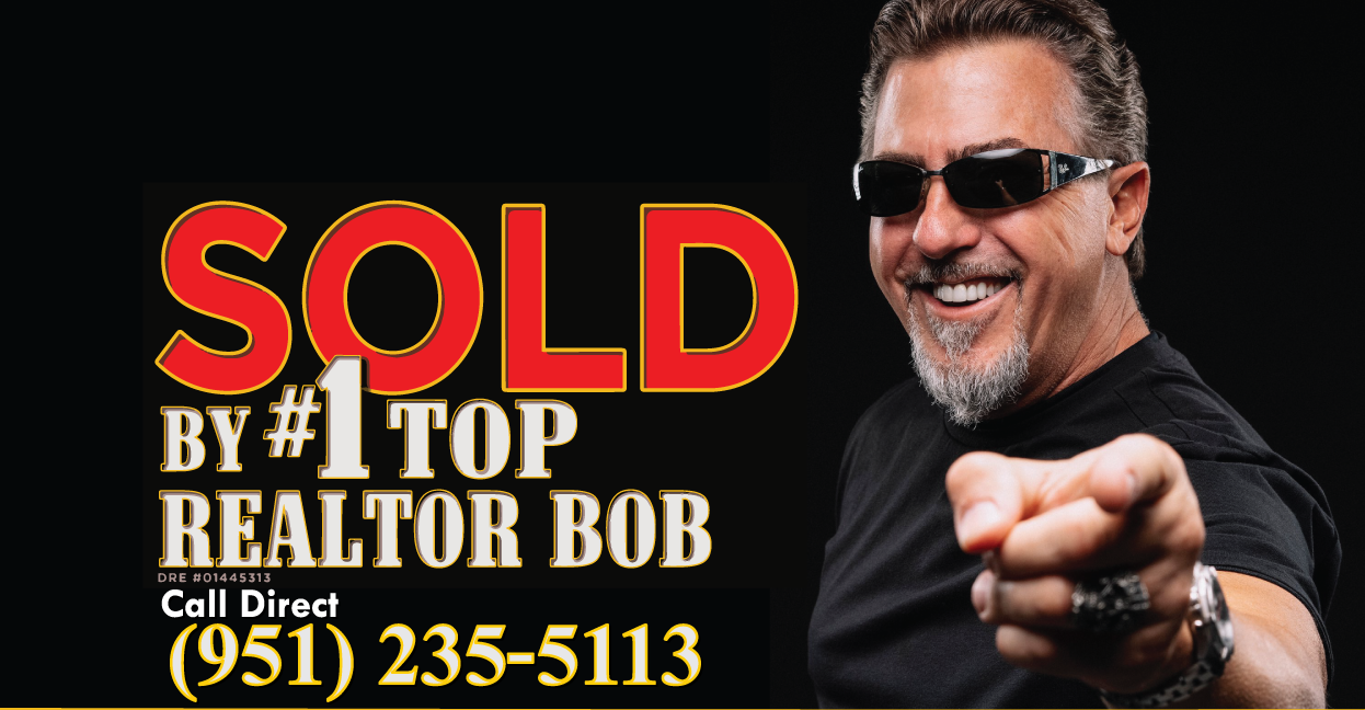 SOLD by Top Realtor Bob!