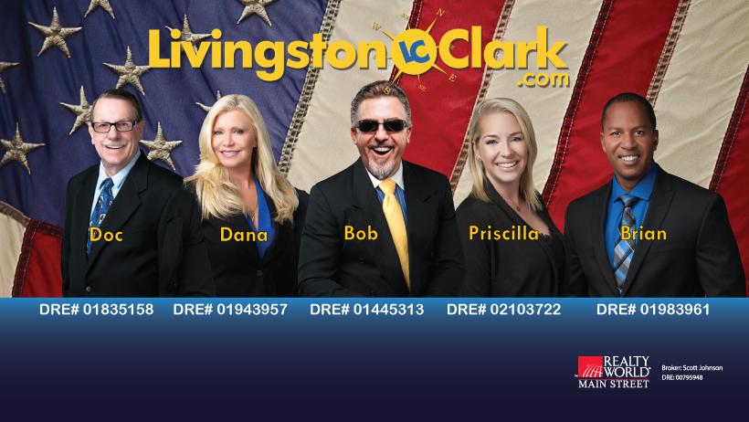 The LivingstonClark Team