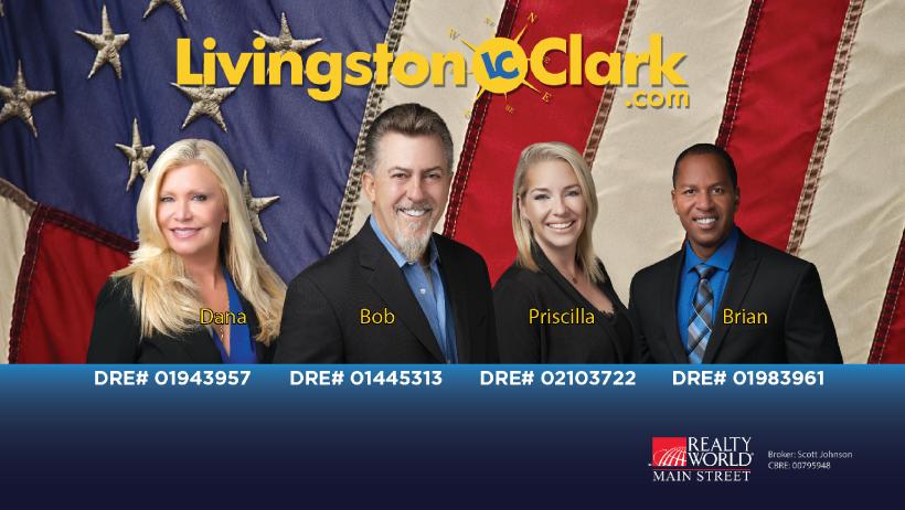 The Livingston Clark Team